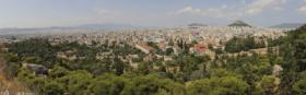 Вид на Афины с Акропольского холма, Греция / View of Athens from Acropolis hill, Greece / © A.Savin CC BY-SA 4.0, FAL