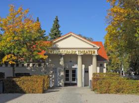 Театр в Штеглиц-Целендорфе, Германия / Schlosspark Theatre, Berlin-Steglitz, Germany / © A.Savin CC BY-SA 4.0, FAL