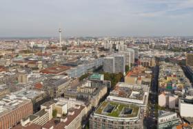 Вид на Берлин с высоты / Berlin views from Radio Tower at the Trade Fair / © A.Savin CC BY-SA 4.0, FAL