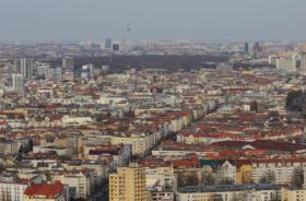 Вид на Берлин с радиобашни / Berlin view from Radio Tower at the Trade Fair / © A.Savin CC BY-SA 4.0, FAL