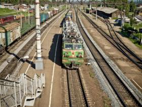 Железнодорожная станция в городе Галиче Костромской области // © Florstein CC BY-SA 4.0, FAL