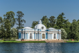 "Павильон ""Грот"" в Царском селе, Санкт-Петербург / Grotto pavilion in Tsarskoe Selo in Saint Petersburg / © Florstein CC BY-SA 4.0, FAL"