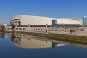 Конькобежный центр в Коломне, Московской области / The Kolomna Skating Center in Kolomna, Moscow Oblast, Russia / © A.Savin CC BY-SA 4.0, FAL