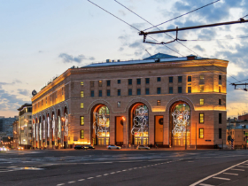 Здание Центрального детского магазина на Лубянке в Москве / Building of the Central Children's Store at Lubyanka Square in Moscow / © A.Savin CC BY-SA 4.0, FAL