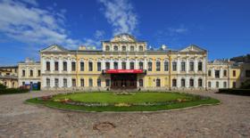 Дворец Шереметевых в Санкт-Петербурге / Sheremetev palace in Saint Petersburg / © A.Savin CC BY-SA 4.0, FAL