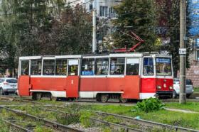 Трамвай 71-605 в Ярославле / Tram 71-605 in Yaroslavl / © Florstein CC BY-SA 4.0, FAL