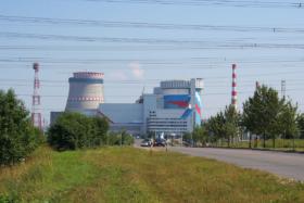 Калининская АЭС в городе Удомле Tверской области / Nuclear power plant in Udomlya, Tver Oblast, Russia / © A.Savin CC BY-SA 4.0, FAL
