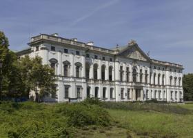 Дворец Красиньских (здание Национальной библиотеки) в Варшаве, Польша / Krasiński Palace (National Library) in Warsaw, Poland / © A.Savin CC BY-SA 4.0, FAL