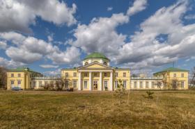 Усадьба Александрино в Санкт-Петербурге / Alexandrino Manor in Saint Petersburg / © Florstein CC BY-SA 4.0, FAL