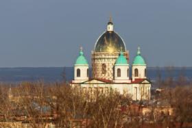 Троицкий собор в Моршанске тамбовской области / Trinity Cathedral in Morshansk, Tambov Oblast, Russia /© A.Savin CC BY-SA 4.0, FAL