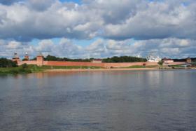 Кремль Великого Новогорода / Kremlin in Velikiy Novgorod, Russia / © A.Savin CC BY-SA 4.0, FAL