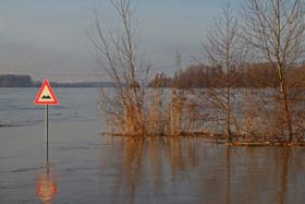 Река Волхов возле Великого Новгорода / Volkhov River near Novgorod city, Russia / © A.Savin CC BY-SA 4.0, FAL