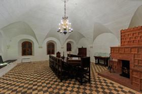 Старый английский двор в Москве на Варварке / Interior of Old English Court in Moscow / © A.Savin CC BY-SA 4.0, FAL