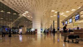 Международный аэропорта им. Чатрапати Шиваджи в Бомбее, Индия / Chhatrapati Shivaji International Airport in Mumbai, India / © A.Savin CC BY-SA 4.0, FAL