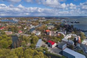Город Балтийск, Калининградская область / Baltiysk, Kaliningrad Oblast / © A.Savin CC BY-SA 4.0, FAL