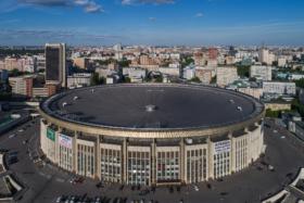 Стадион «Олимпийский» в Москве / Olimpiysky Arena in Moscow / © A.Savin CC BY-SA 4.0, FAL
