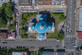 Троице-Измайловский собор в Санкт-Петербурге / Trinity Cathedral in Saint Petersburg / © A.Savin CC BY-SA 4.0, FAL
