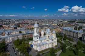 Князь-Владимирский собор в Санкт-Петербурге / Prince Vladimir Cathedral in Saint Petersburg / © A.Savin CC BY-SA 4.0, FAL